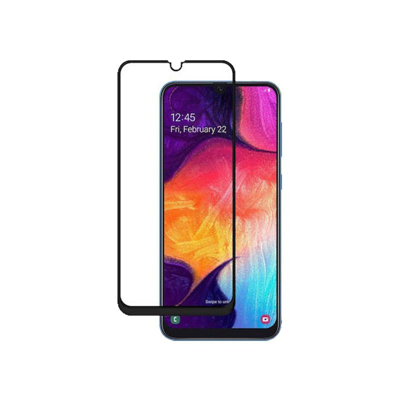 Προστασία οθόνης Full Face Tempered Glass 9H για Samsung Galaxy A50 / A30S / A50S