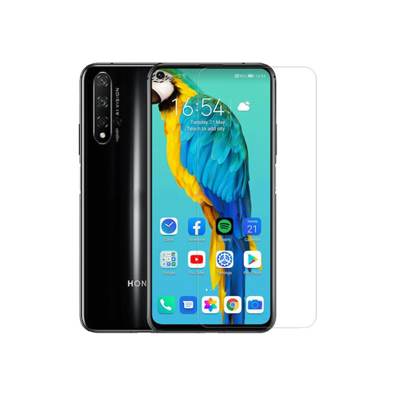 Προστασία Οθόνης Tempered Glass 9H για Honor 20 / Huawei Nova 5T