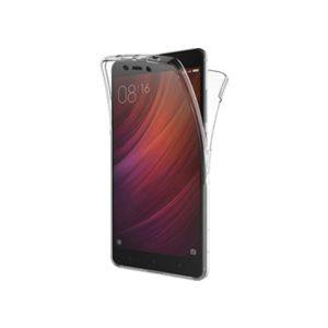 Θήκη 360 Full Cover Σιλικόνης Διάφανο Xiaomi Redmi Note 4 / 4X