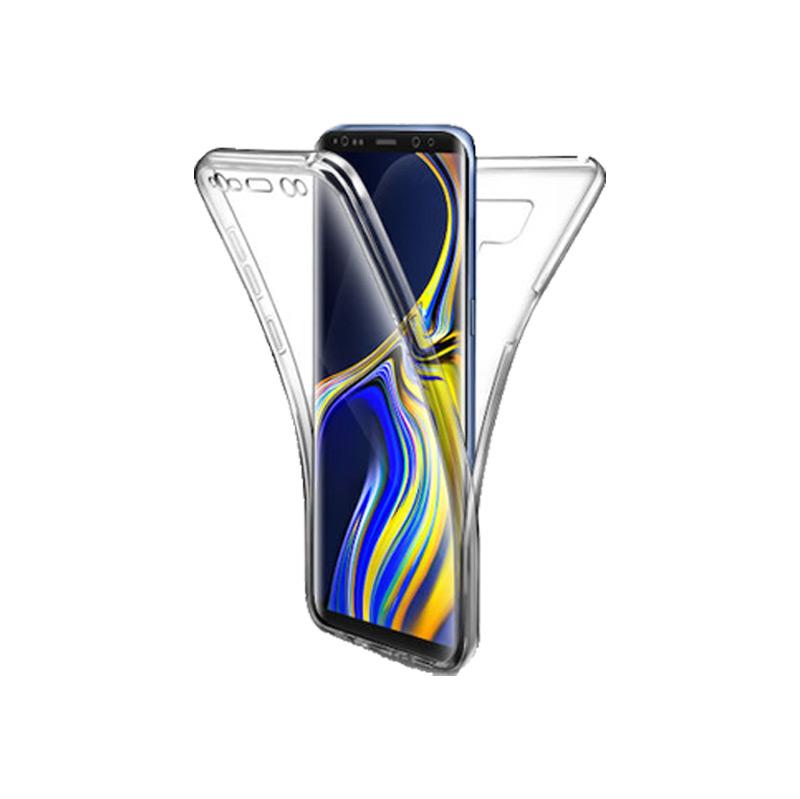 Θήκη 360 Full Cover Σιλικόνης Διάφανο Samsung Galaxy Note 9