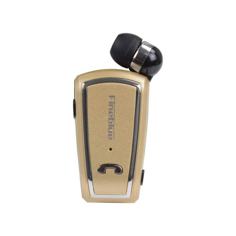 Ασύρματο Bluetooth Ακουστικό Fineblue F-V3 χρυσό