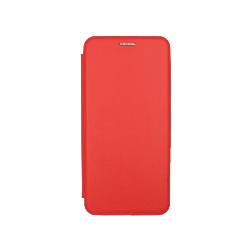 Θήκη Samsung Galaxy A21s Book κόκκινο 1