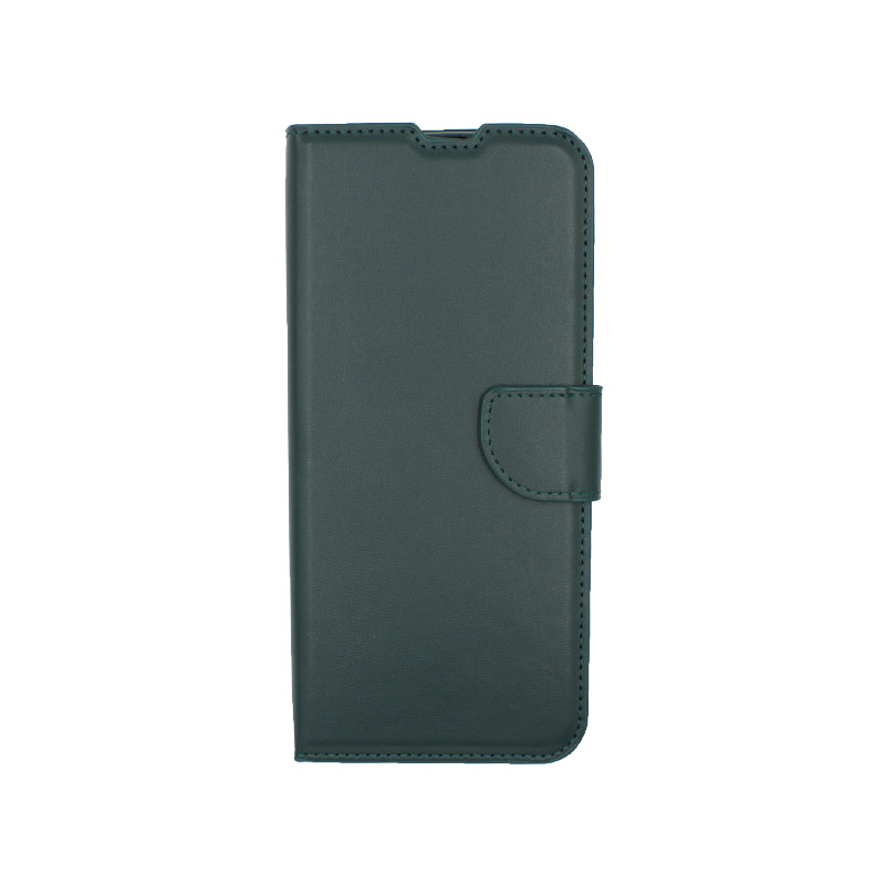 Θήκη Samsung Galaxy A21s Wallet πράσινο 1