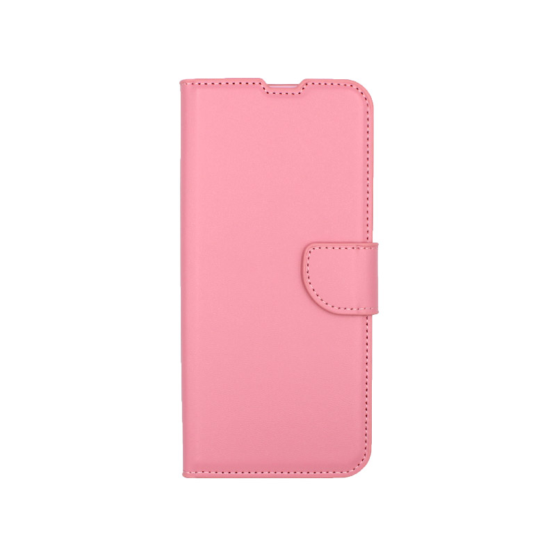 Θήκη Samsung Galaxy A21s Wallet ροζ 1