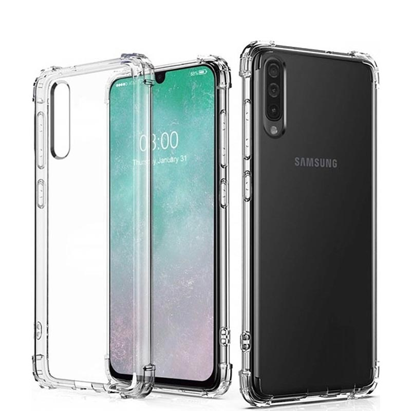 Θήκη Σιλικόνης Anti Shock Samsung Galaxy A50 / A30s / A50s
