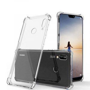 Θήκη Σιλικόνης Anti Shock Huawei P20 Lite