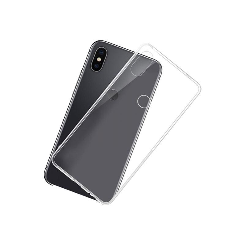 Θήκη Σιλικόνης Διάφανο Xiaomi Mi 6X / Mi A2