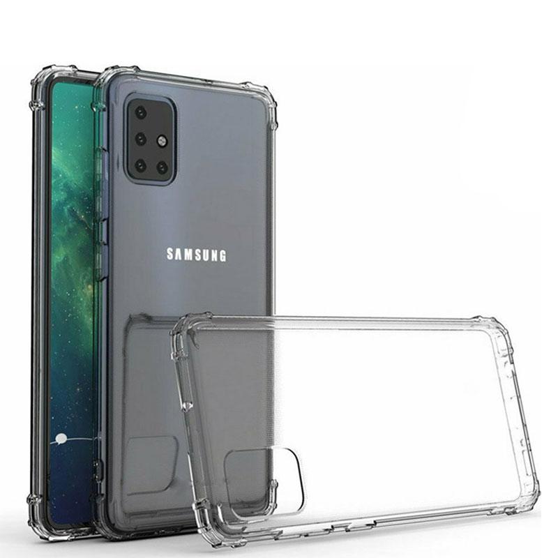 Θήκη Σιλικόνης Anti Shock Samsung Galaxy A51