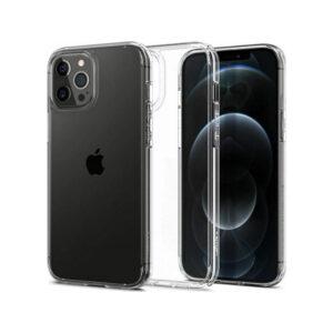 Θήκη Σιλικόνης Διάφανο iPhone 12 Pro Max