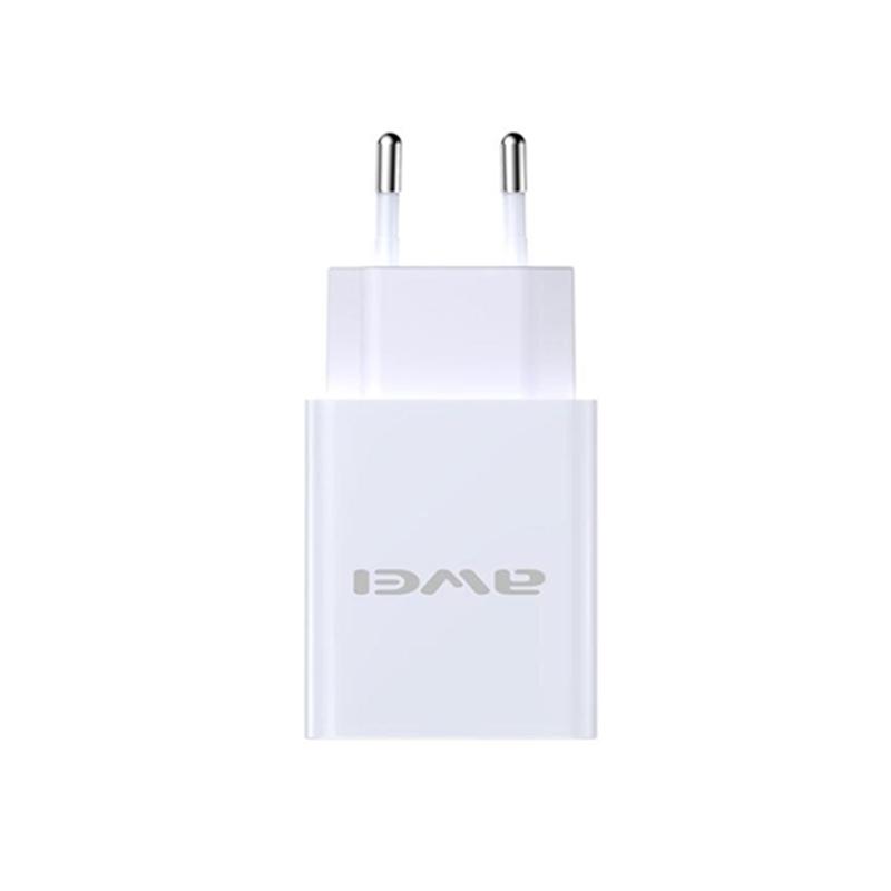 Φορτιστής Universal Awei C-824 Fast Charging Adapter άσπρο