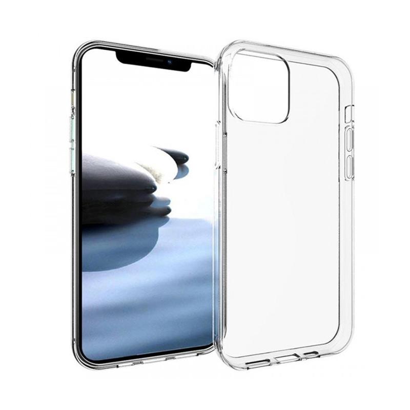 Θήκη Σιλικόνης Διάφανο iPhone 12
