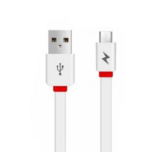 Awei CL-950 USB 2.0 to micro USB Καλώδιο άσπρο
