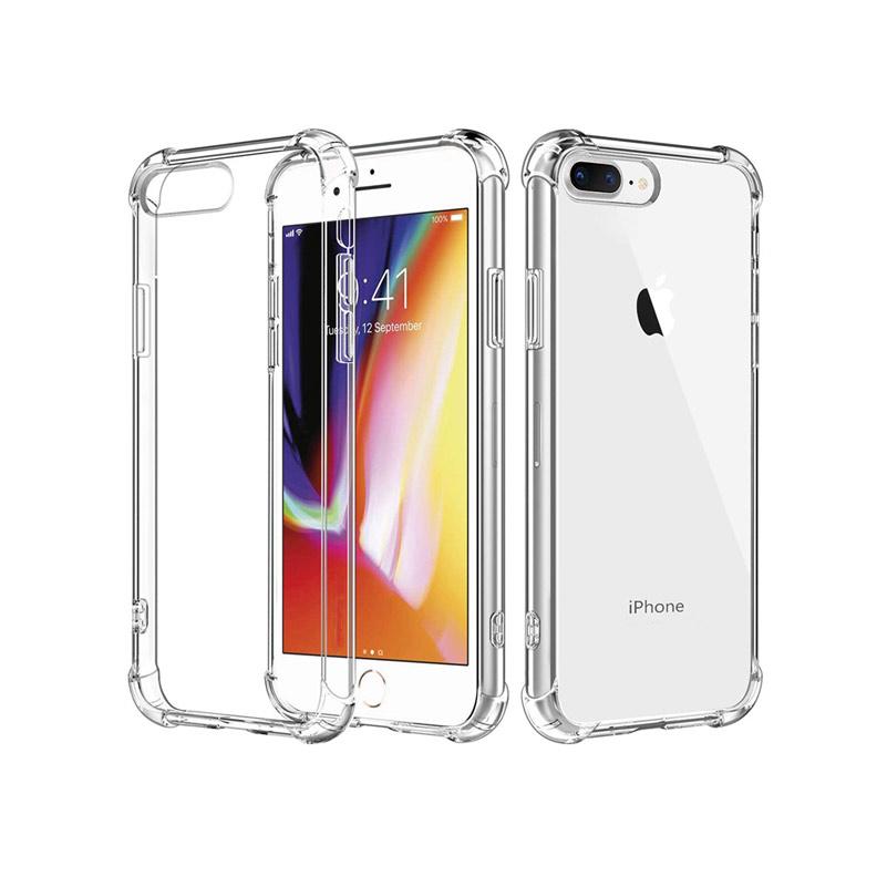 Θήκη Σιλικόνης Anti Shock iPhone 7 Plus / 8 Plus