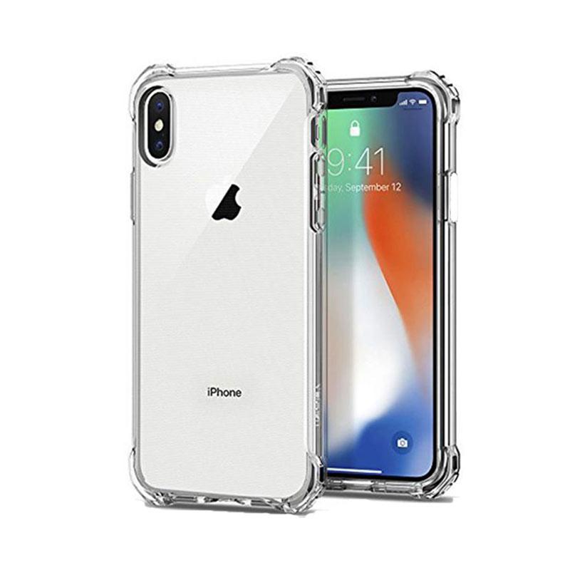 Θήκη Σιλικόνης Anti Shock iPhone X / Xs