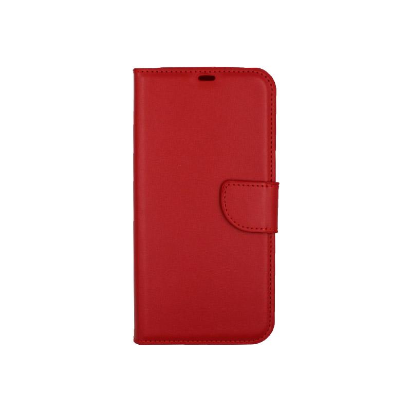 Θήκη iPhone 12 Pro Wallet κόκκινο 1