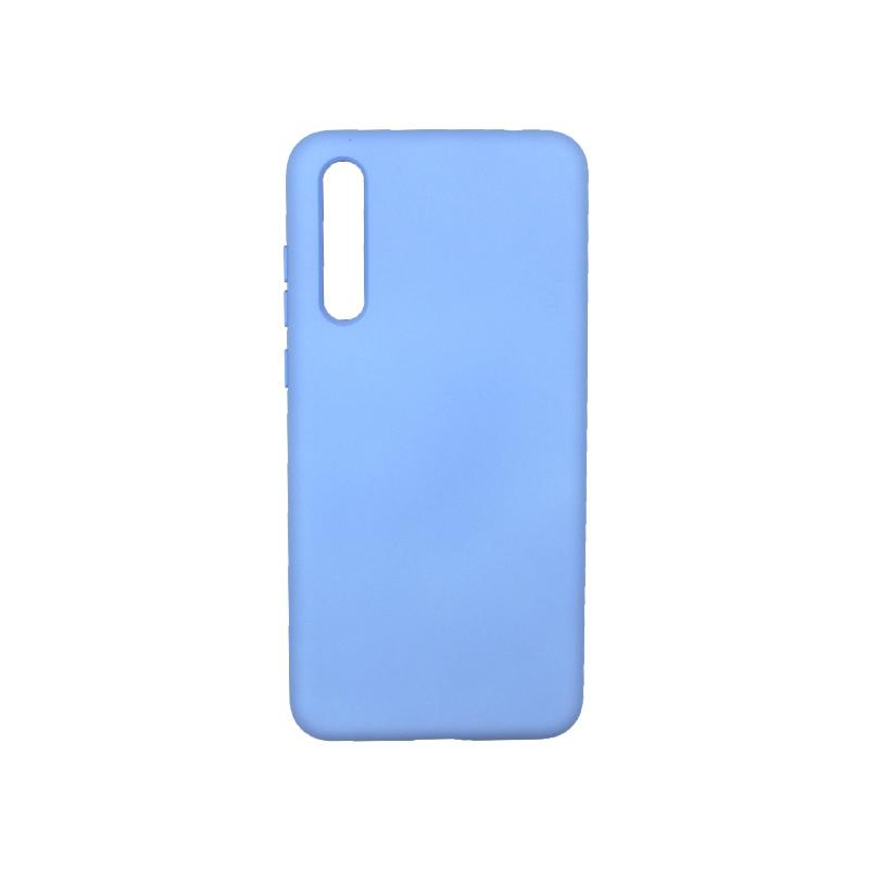 Θήκη Huawei P20 Pro Silky and Soft Touch Silicone λιλά 1