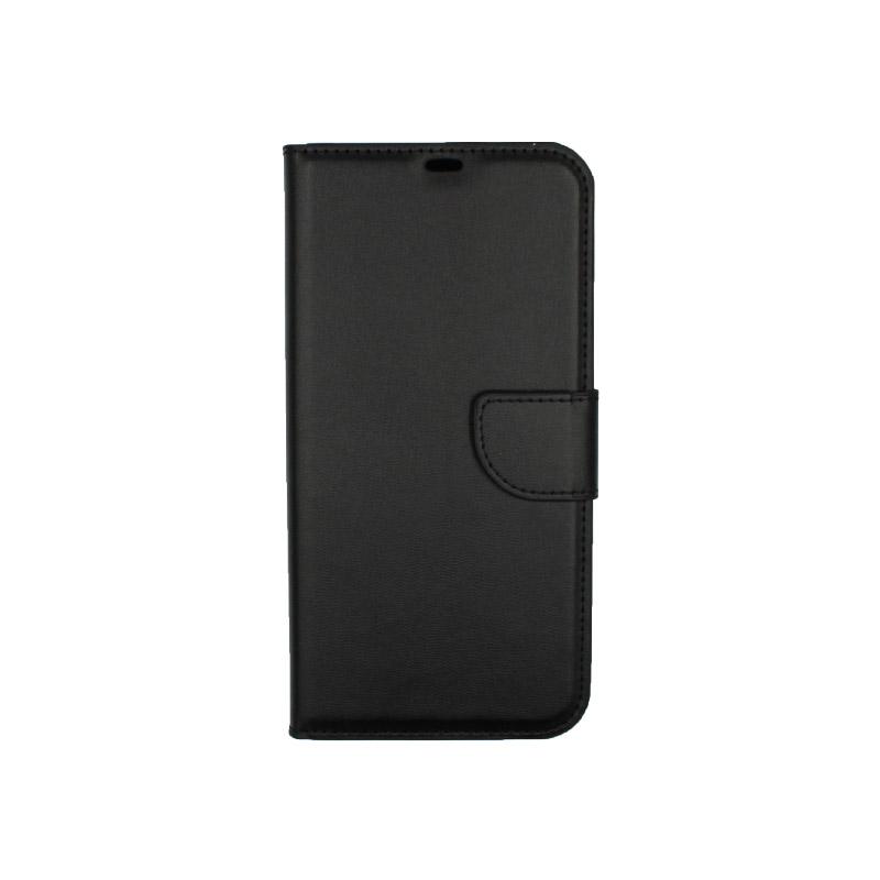 Θήκη iPhone 12 Wallet Μαύρο 1