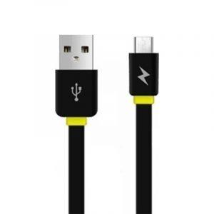 Awei CL-950 USB 2.0 to micro USB Καλώδιο μαύρο
