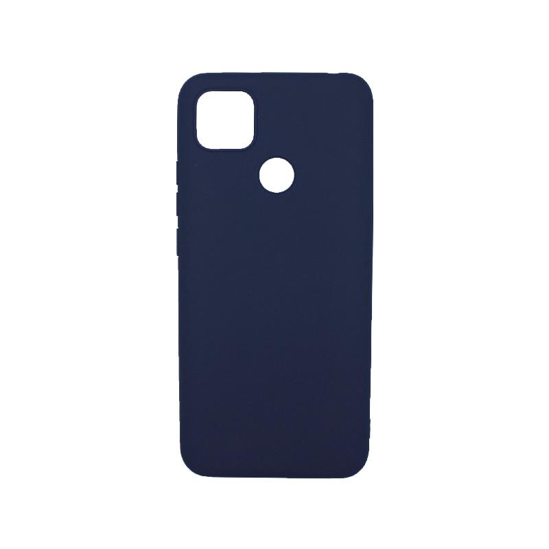 Θήκη Xiaomi Redmi 9C Σιλικόνη μπλε