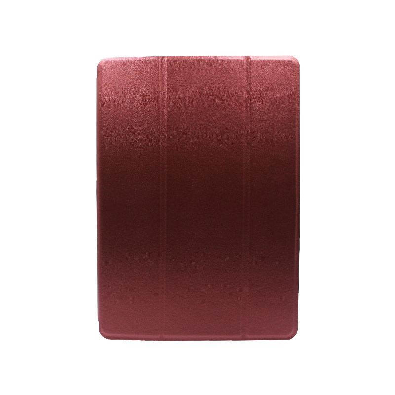 Θήκη Huawei MediaPad T3 Tablet 9.6'' Tri-Fold Flip Cover σκούρο μπορντό 1