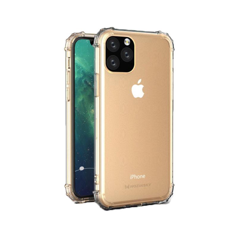 Θήκη Σιλικόνης Anti Shock iPhone 11 Pro