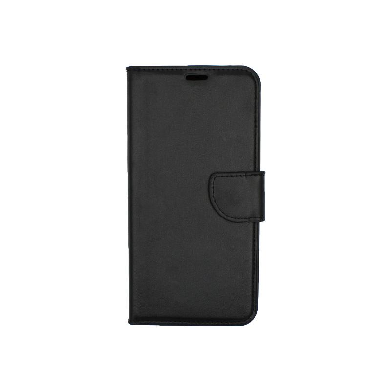 Θήκη Huawei P30 Lite Wallet Μαύρο 1