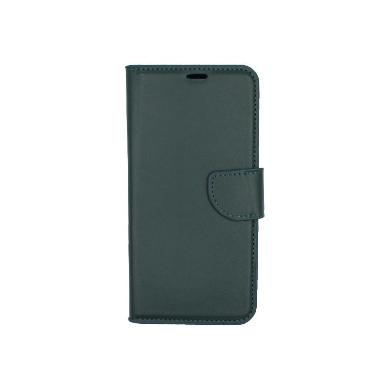 Θήκη Huawei P30 Lite Wallet Πράσινο 1