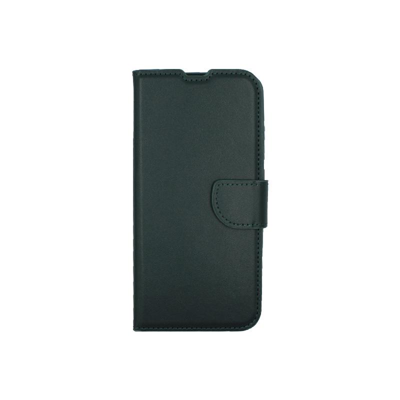 Θήκη Xiaomi Redmi Note 8T Wallet πράσινο 1