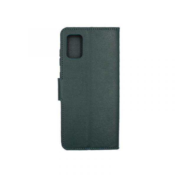 Θήκη Samsung Galaxy A31 Wallet πράσινο 2