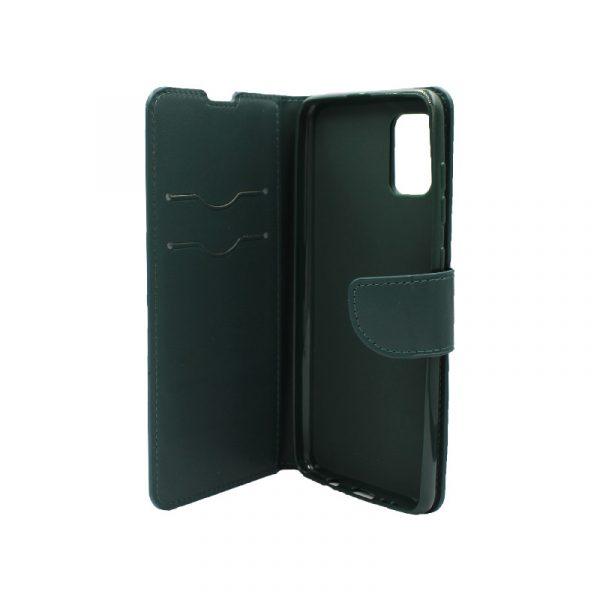 Θήκη Samsung Galaxy A31 Wallet πράσινο 3