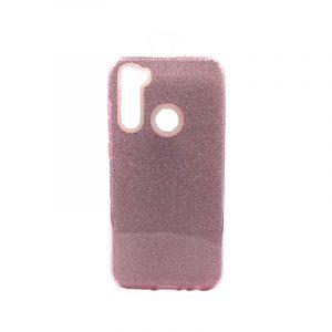 Θήκη Xiaomi Redmi Note 8T Glitter ροζ