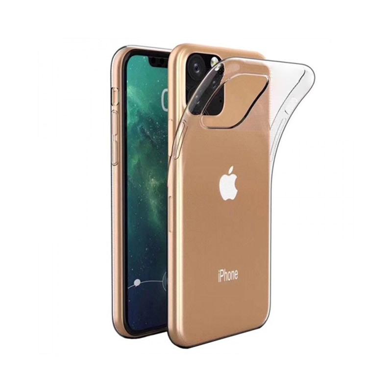 Θήκη Σιλικόνης Διάφανο iPhone 12 Pro