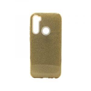 Θήκη Xiaomi Redmi Note 8T Glitter χρυσό