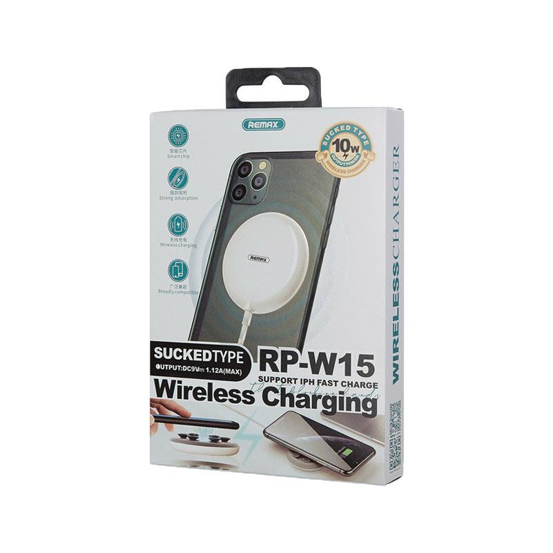 Remax RP-W15 Ασύρματος Φορτιστής