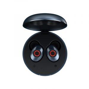 Ασύρματα Bluetooth Ακουστικά Remax TWS-8 Μαύρο