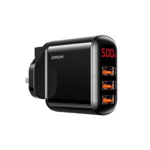 Φορτιστής Joyroom HKL-USB59 με 3 θύρες USB