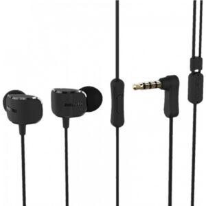 Handsfree Ακουστικά Remax RM-502 μαύρο 1