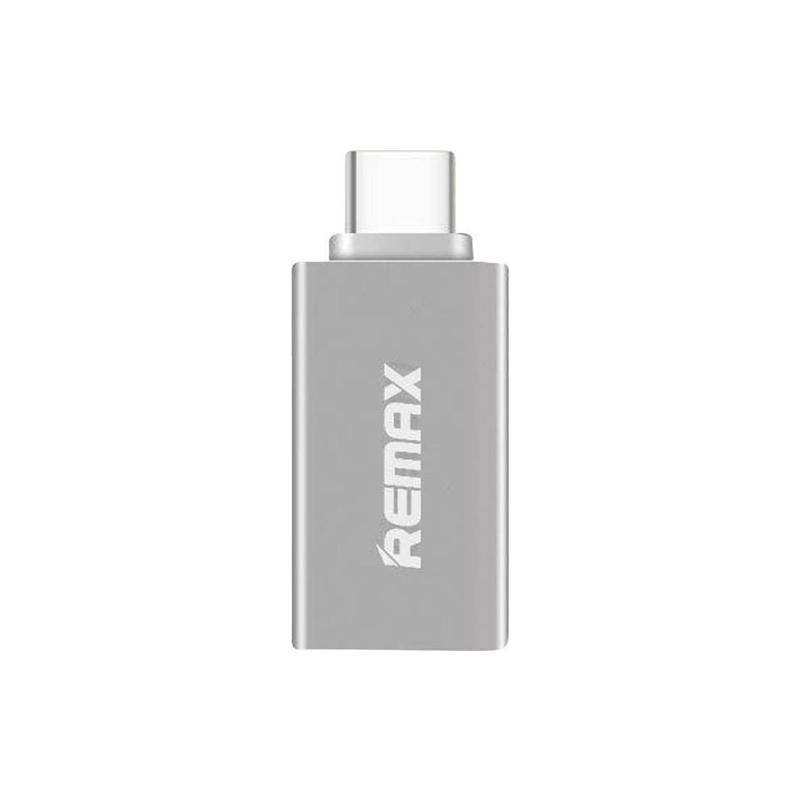 Remax RA-OTG1 Type-C Male / USB-A Female Adapter