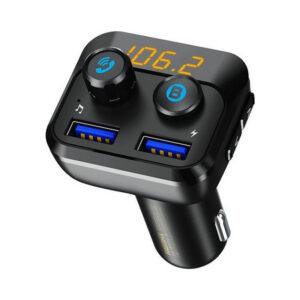 Remax RCC105 Φορτιστής Αυτοκινήτου με 2 Θύρες USB