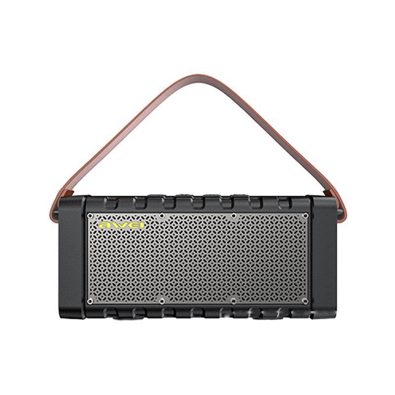Awei Portable Bluetooth Speaker με Power Βank Y668