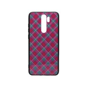 Θήκη Xiaomi Redmi 9 Ροζ Καρό