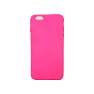 Θήκη iPhone 6 Plus / 6s Plus Silky and Soft Touch Silicone Φούξια 1
