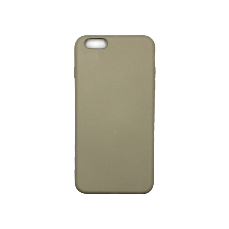 Θήκη iPhone 6 Plus / 6s Plus Silky and Soft Touch Silicone Γκρι 1