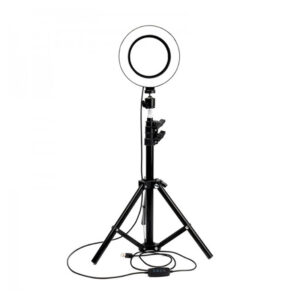Professional Ring Light Led 26cm με Τρίποδο