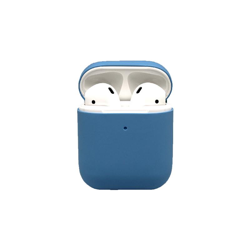 Θήκη Σιλικόνης για Airpods μπλε