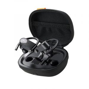 Ασύρματα Bluetooth Ακουστικά Remax TWS-20 μαύρο 1