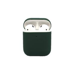 Θήκη Σιλικόνης για Airpods πράσινο