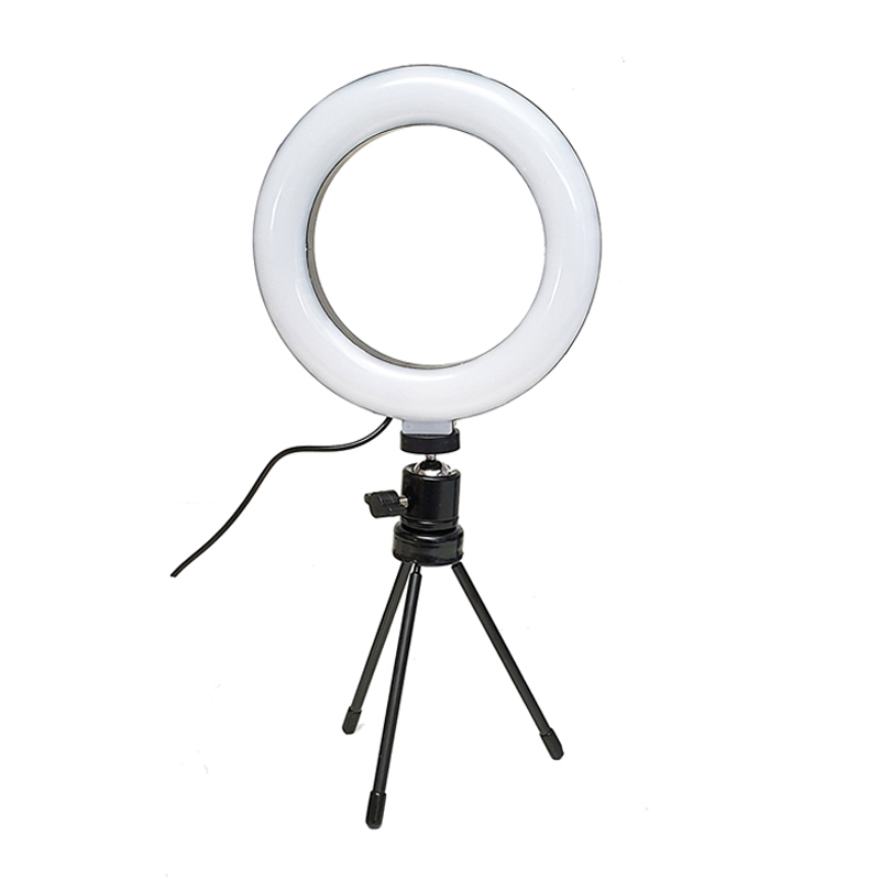 Professional Ring Light Led 16cm με Τρίποδο