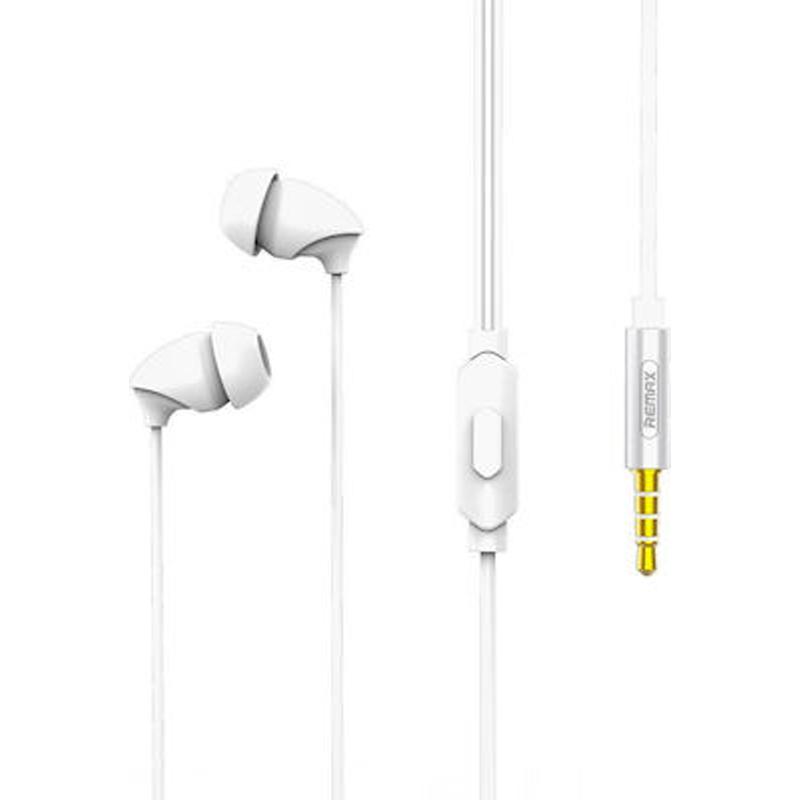 Ακουστικά Handsfree Remax RM-588 Άσπρο