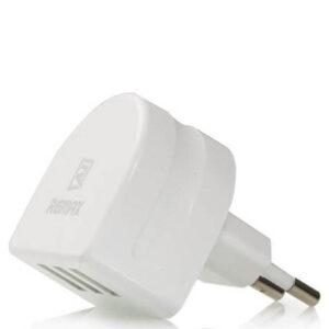 Remax RP-U31 3x USB Wall Adapter Λευκό